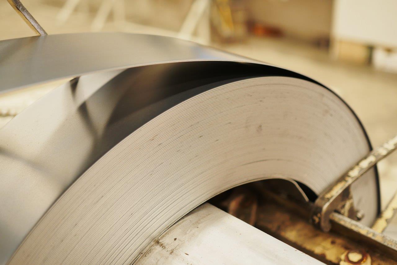 Sheet galvanizing