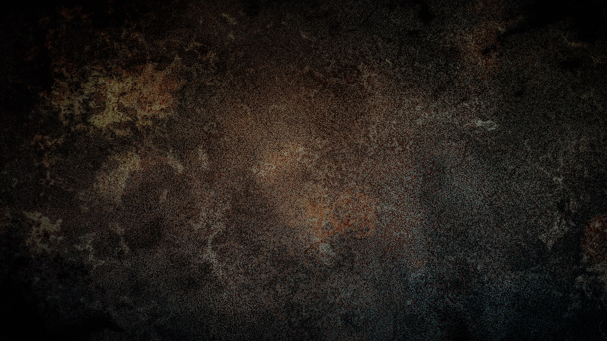 Old dark rusty rough shabby metal texture