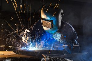 What Are the Differences Between Metal Fabrication and Welding